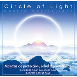 CIRCLE OF LIGHT - 1029 - CHAKRAS Y AURA