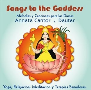 SONGS TO THE GODDESS - 1121-