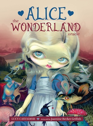 ALICE: THE WONDERLAND ORACLE USGAMES ( INGLES)