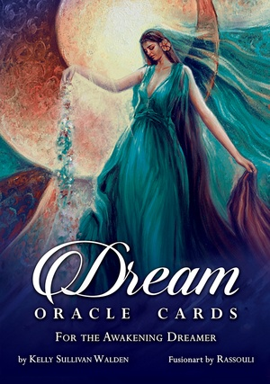 DREAM ORACLE CARDS USGAMES ( INGLES)