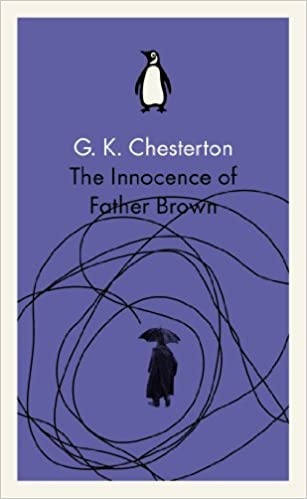 INNOCENCE OF FATHER BROWN,THE (PB)
