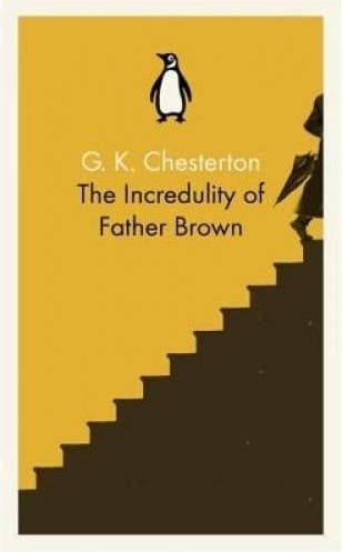 INCREDULITY OF FATHER BROWN,THE (PB)