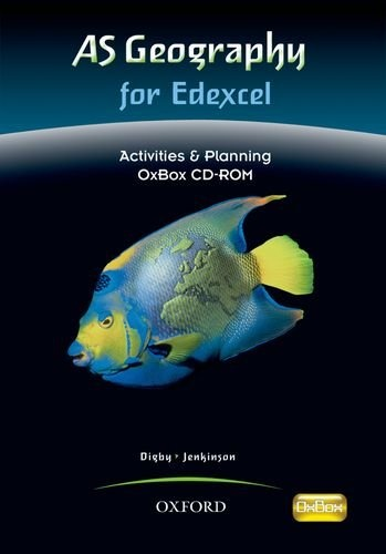 AS GEOGRAPHY - ACTIVITIES & PLANNING OXB
