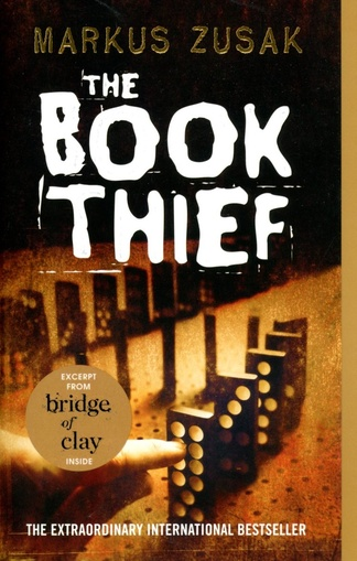 BOOK THIEF,THE (PB)