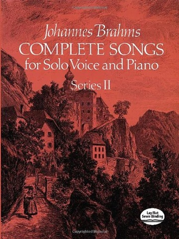 Complete songs for Solo Voice and Piano Series 2