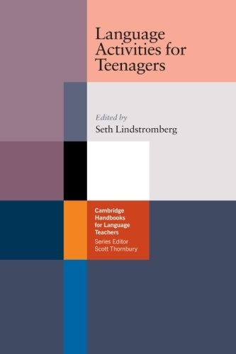 LANGUAGE ACTIVITIES FOR TEENAGERS (PB)