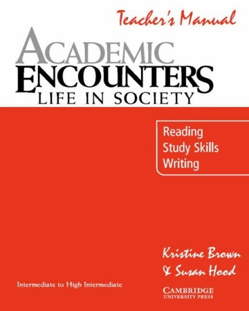 ACADEMIC ENCOUNTERS:LIFE IN SOCIETY - TB