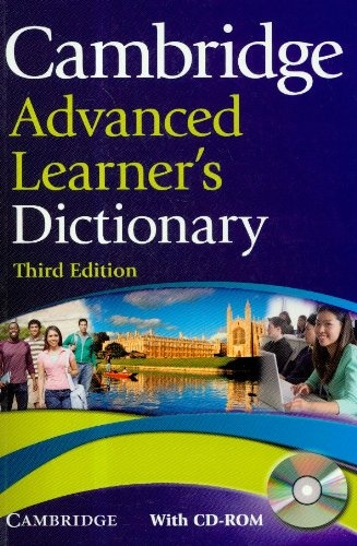 CAMBRIDGE ADVANCED LEARNER'S DICTION 3ED+CD