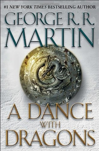 DANCE WITH DRAGONS,A (HB)