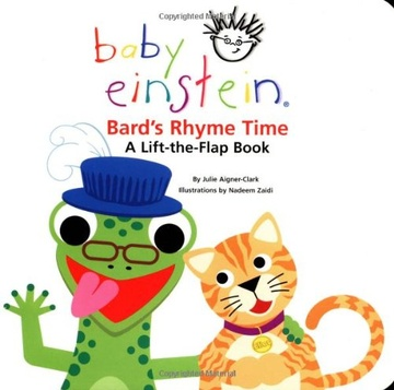 BARD`S RHYME TIME - Disney`s Baby Einstein