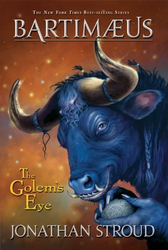 BARTIMAEUS TRILOGY 2: THE GOLEM'S EYE