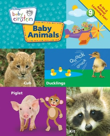 BABY ANIMALS - Baby Einstein
