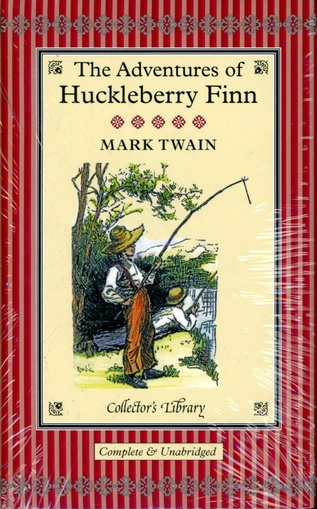 ADVENTURES OF HUCKLEBERRY FINN,THE -Collector's Library