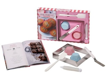 Coffret cupcakes, brownies & Co.
