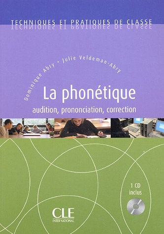 Phonétique+ CD Audio