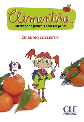 Clementine CD audio