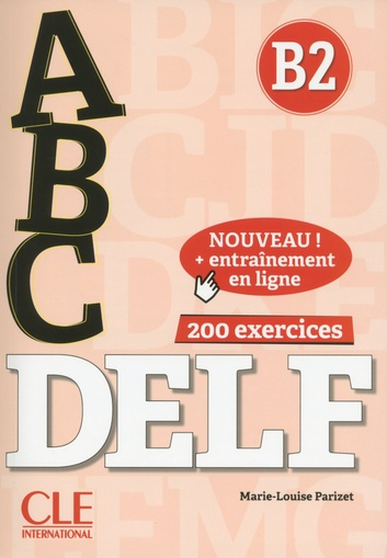 ABC DELF B2 + DVD + CORRIGES + APPLI NC