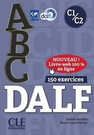 ABC DALF C1-C2 + CD AUDIO + LIVRE WEB NC