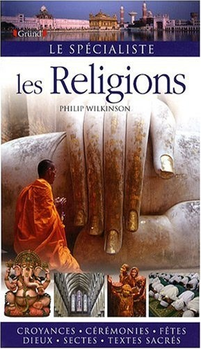 RELIGIONS (LE SPECIALISTE)