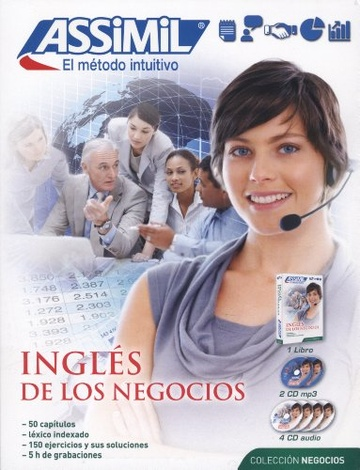 Ingles de Los Negocios +2 CD mp3 +4 CD audio