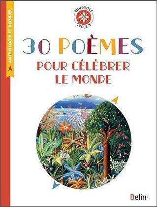 30 Poèmes Pour Célébrer Le Monde Las Mil Y Una Hojas Libros