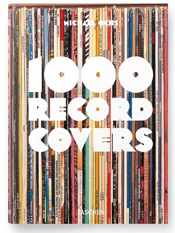 1000 RECORD COVERS (TD)