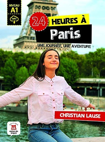 24 HEURES A PARIS + MP3 TELECHARGEABLE