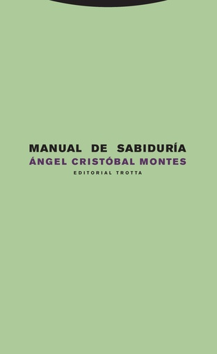 MANUAL DE SABIDURIA