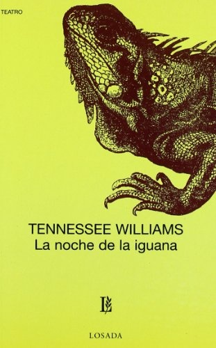 714-WILLIAMS: LA NOCHE DE LA IGUANA