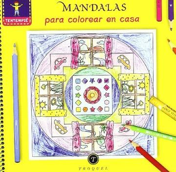 MANDALAS PARA COLOREAR EN CASA - Las Mil y Una Hojas Libros