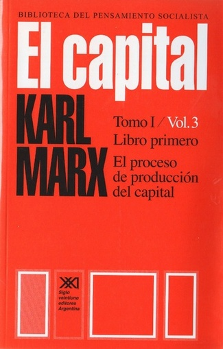 EL CAPITAL. TOMO I/VOL.3