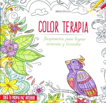 COLOR TERAPIA - Libros del Arrabal