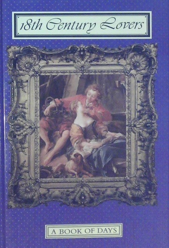 18th Century lovers. A book of days (Usado)