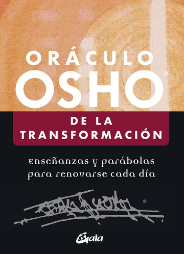 ORACULO DE LA TRANSFORMACION
