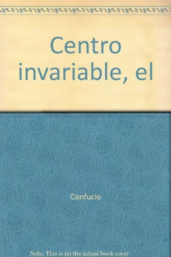 CENTRO INVARIABLE