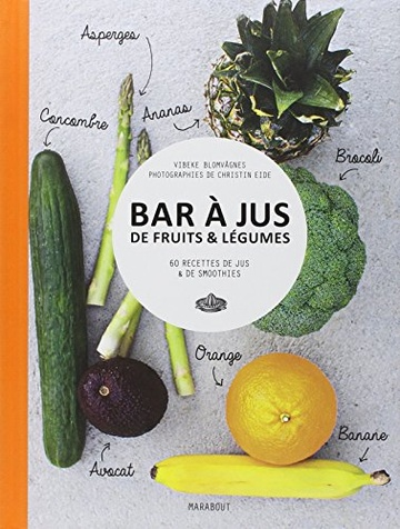 Bar a jus de fruits & legumes