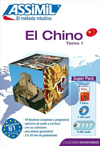 Superpack El chino T1 +CD audio