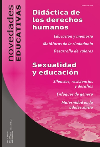 Revista Novedades Educativas 184 - Abril 06