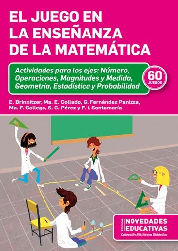 Juego En La Ensenanza De La Matematica El Noveduc Com Libros