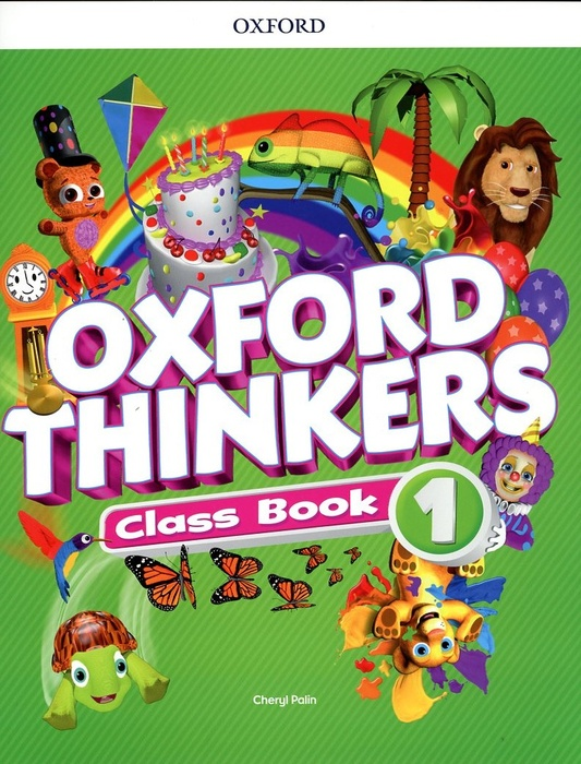 OXFORD THINKERS 1 CLASS BOOK (Nuevo)