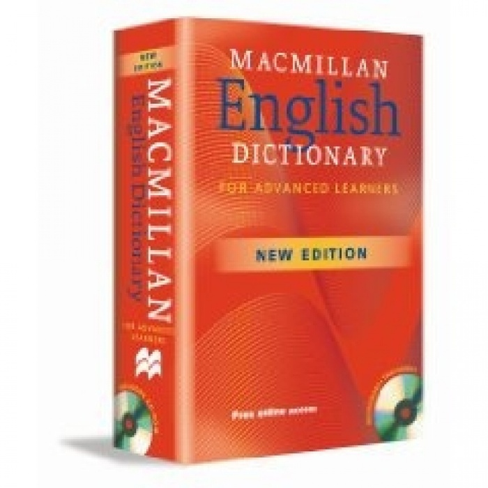 MACMILLAN ENGLISH DICTIONARY FOR ADVANCED LEARNERS N/E  WITH CD-ROM (Nuevo)