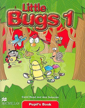 LITTLE BUGS 1 STUDENT'S BOOK (Nuevo)