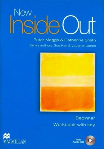 NEW INSIDE OUT BEGINNER WORKBOOK WITH KEY AND CD (Nuevo)