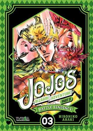 3. JOJO'S BIZARRE ADVENTURE : BATTLE TENDENCY (Nuevo)