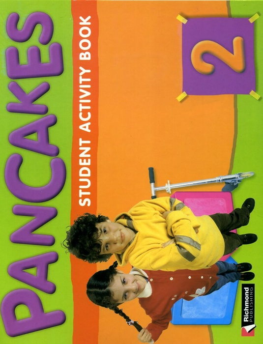 Pancakes 2 Student's Activity Book (Nuevo)