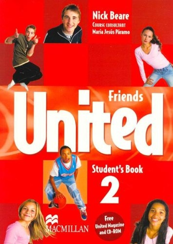 FRIENDS UNITED SB 2 (WITH MAGAZINE AND CD ROM) (Nuevo)