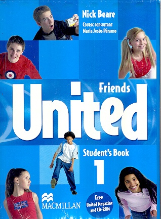 FRIENDS UNITED SB 1 (WITH MAGAZINE AND CD ROM) (Nuevo)